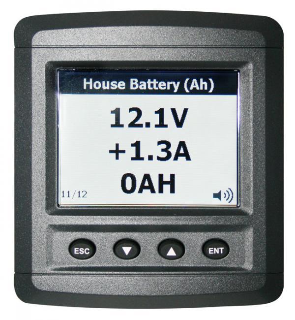 • 2组电池的充放电状态,容量监测     • 可单独设置液位